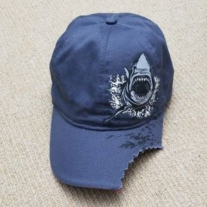 Shark hat from Sea World